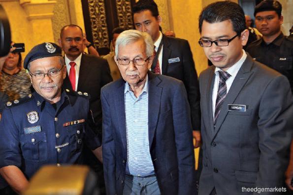 Daim: Handling of 1MDB issue a  'big problem' for BN