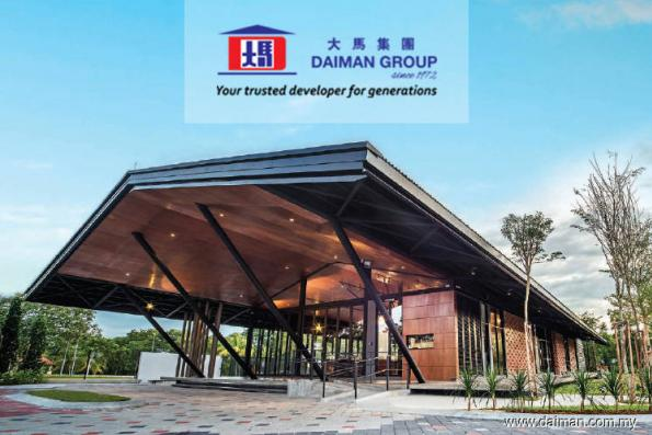 Major shareholders propose privatisation of Daiman Development