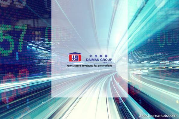 Stock With Momentum: Daiman Development
