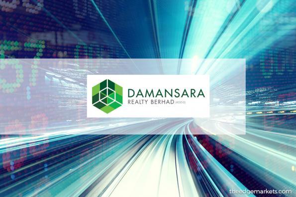 Stock With Momentum: Damansara Realty