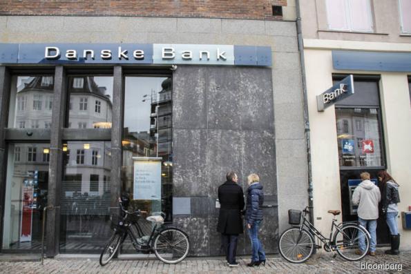 Danske bond sale is upended as laundering case keeps growing