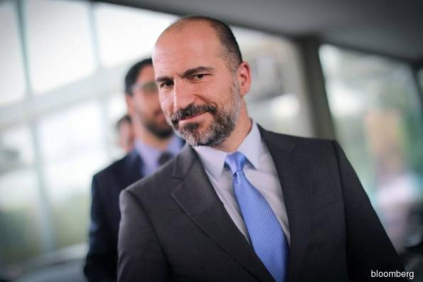 Uber CEO touts 'great' talks with Toyota CEO on autonomous cars