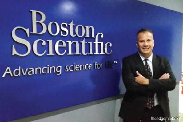 Boston Scientific's first Asian factory in Penang starts operation