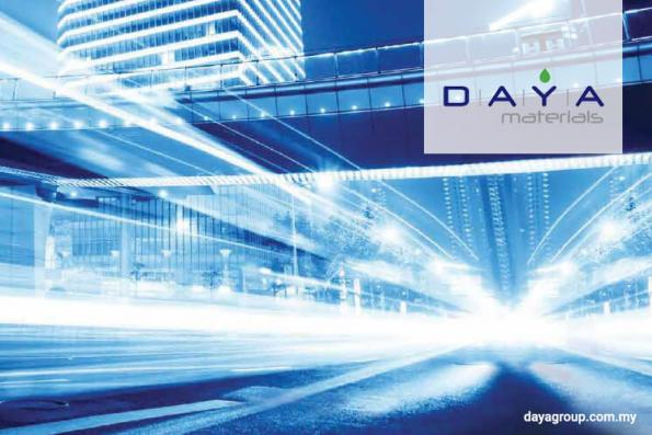 Cautious optimism over Daya Materials' future prospects