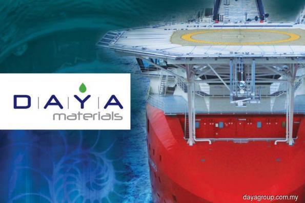 Daya Materials获1300万令吉合约