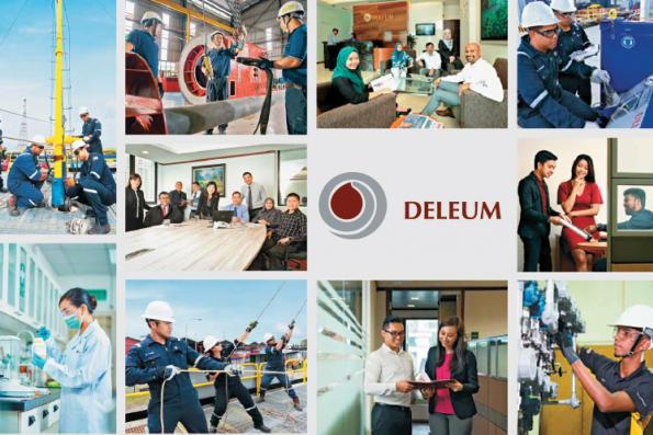 Deleum's 2Q profit up 37% on improved trading conditions, change in USD value