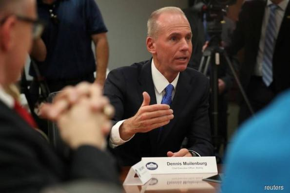 Boeing CEO says confident in safety of 737 MAX amid second crash