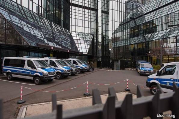 What we know about the case behind the Deutsche Bank raids