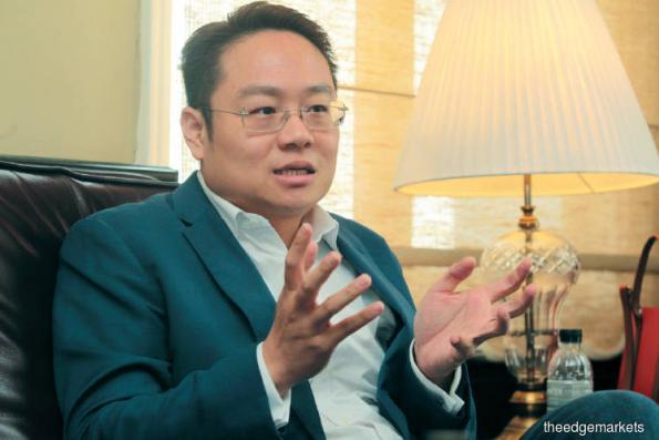Kim Teck Cheong leaves 'receivables saga' behind