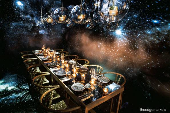 Dining Amid the Stars