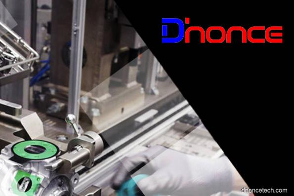 D'nonce Technology looks to diversify, names new CEO