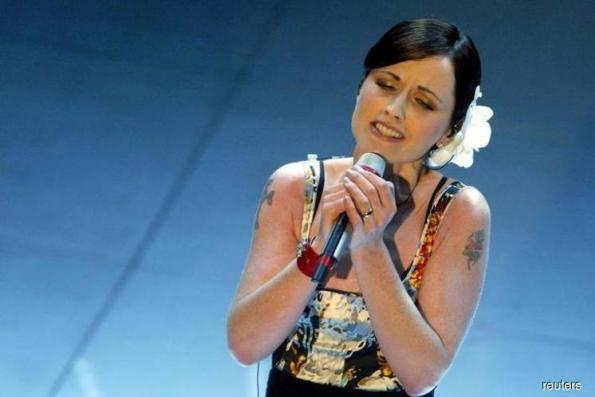 Cranberries singer Dolores O'Riordan dies suddenly at 46