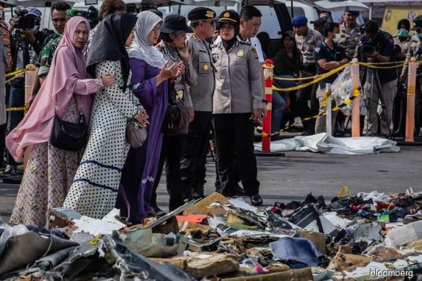 Doomed Lion Air plane had airspeed failure on earlier flight