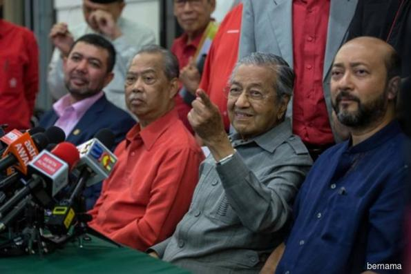 Govt to study any proposal for RCI into judicial misconduct — Dr Mahathir