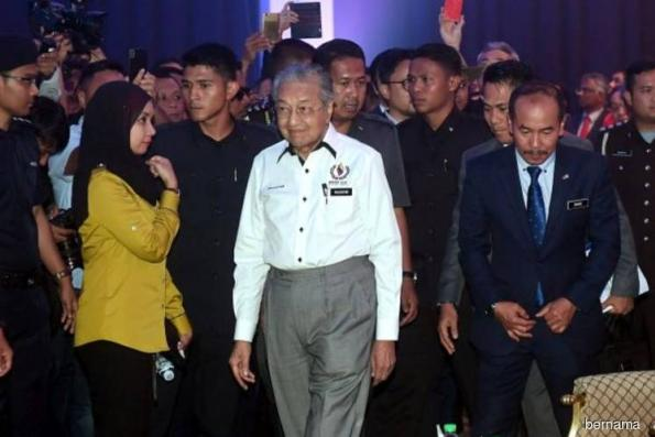 Govt in midst of drafting national agro-food policy — Dr Mahathir
