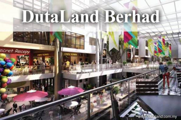 DutaLand wins RM12m contract to upgrade Avenue K mall