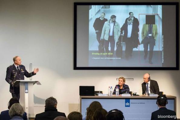 Dutch spy bust exposes methods of Putin's GRU military hackers