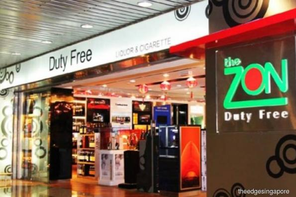 Duty Free reports more than trebling of 3Q earnings on higher sales and net foreign exchange gain