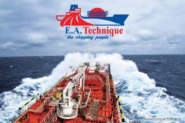 E.A. Technique获9450万供船合约