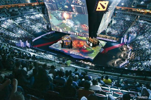 Tech: Video game business gets bigger as eSports grows from niche to mainstream