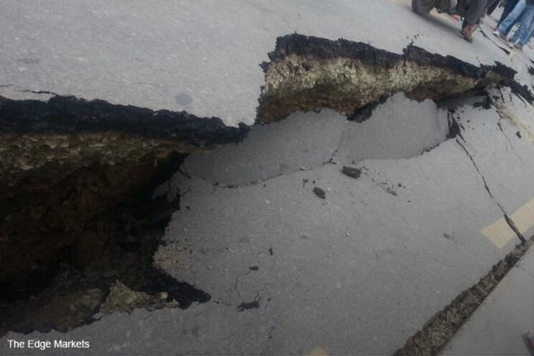 No Malaysian casualties from earthquake in Sichuan