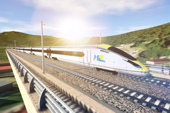 ECRL will cost more than RM55 billion, says Daim