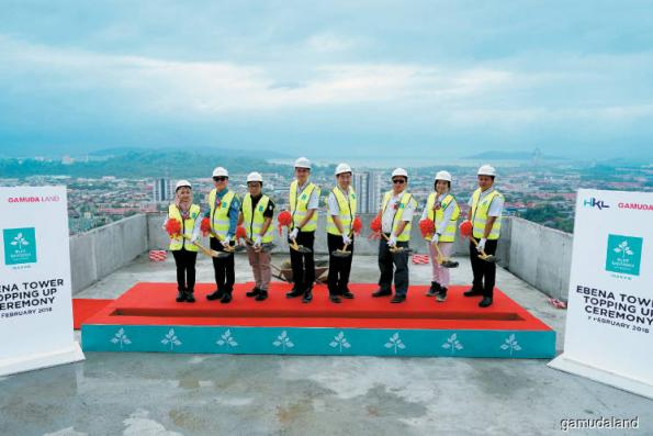 Gamuda Land to launch Dilenia Tower next month