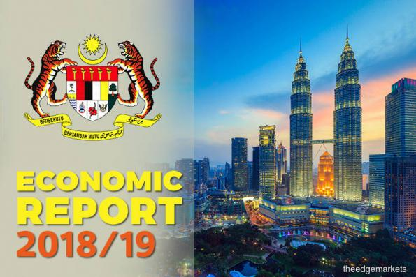 Malaysia economy to grow at 4.9% in 2019, says MoF
