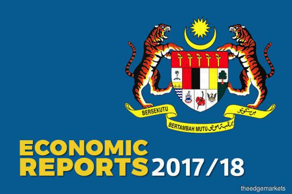 The State of the Nation: Economic Report 2017/18 - Government tax revenue to maintain growth trajectory