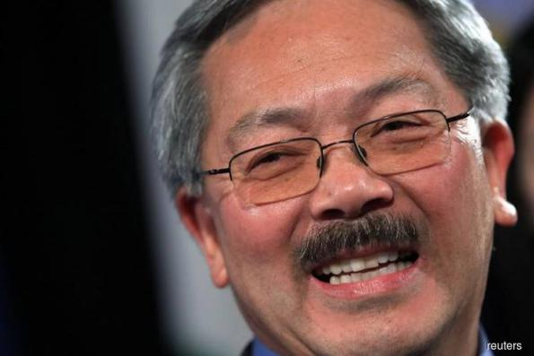 San Francisco Mayor Ed Lee dies at 65 — mayor's office