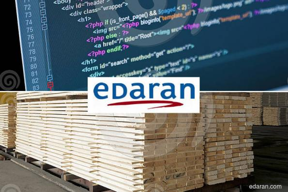 Edaran active, continues to rise after bagging customs job