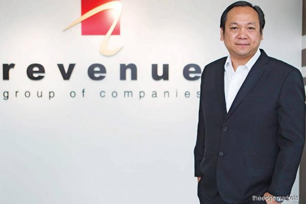 Revenue eyes tie-up with two banks for digital payment platform by year end