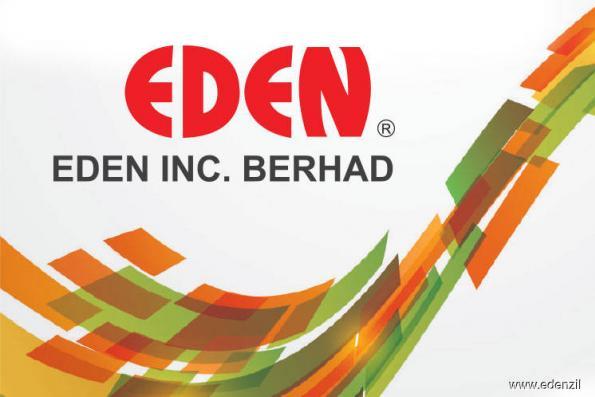 Short selling of Eden stock halted
