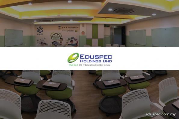 Eduspec chairman  Wee Hoe Soon resigns after seven months