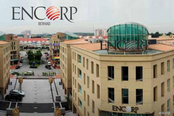 Encorp JV with Sinmah Capital for Bukit Katil development falls through