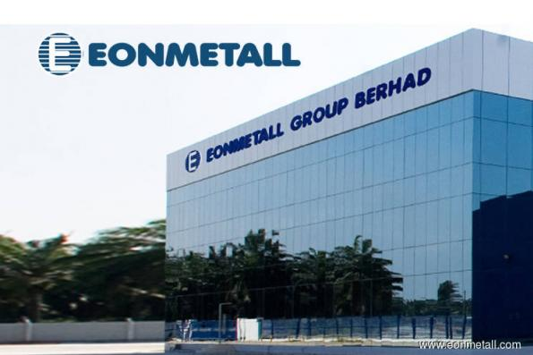 Eonmetall rises 8% on securing rights from FGV to build six plants
