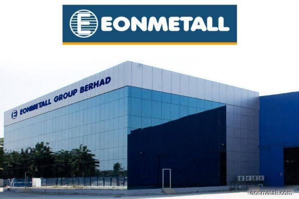 获FGV授予建6厂权利 Eonmetall涨10%
