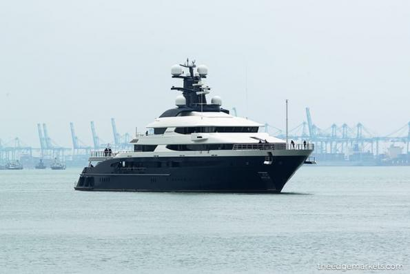 No one has claimed ownership of 'Equanimity' luxury yacht - Hanipa