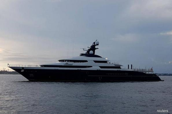Superyacht Equanimity expected to arrive in Port Klang tomorrow