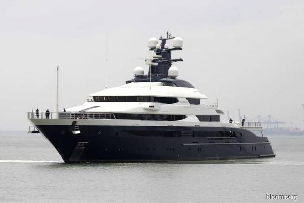 Spare Cash? Last Chance to Bid for Jho Low's $250 Million Yacht