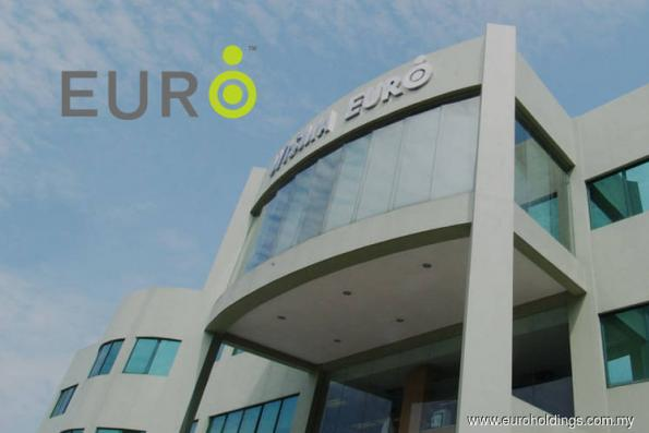 Euro Holdings' unit served letter of demand for RM5.31m