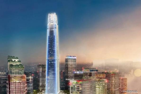 MoF may have bought 51% stake in TRX office tower developer, say sources