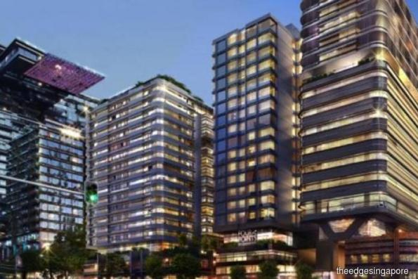 Frasers Property posts 74.2% rise in 2Q earnings to S$124.1 mil