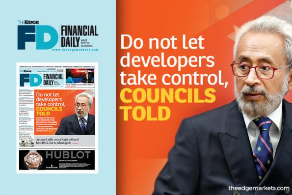 Do not let developers take control, deputy minister tells councils