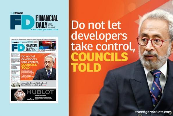 副部长向地方政府喊话 别让发展商做主