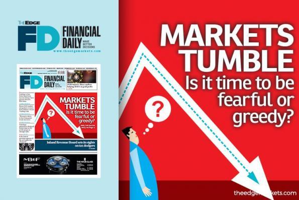 股市重挫 是时候恐惧还是贪婪?