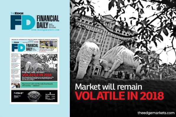 Market will remain volatile in 2018