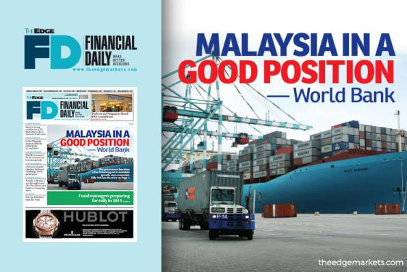 Malaysia could benefit from trade war — World Bank economist