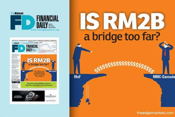 Is RM2b a bridge too far?