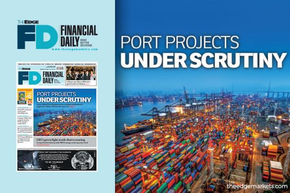 Port projects under scrutiny